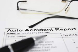 Fort Worth Police Accident Report