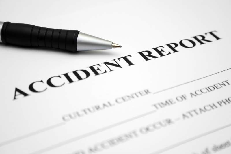Houston Police Accident Report