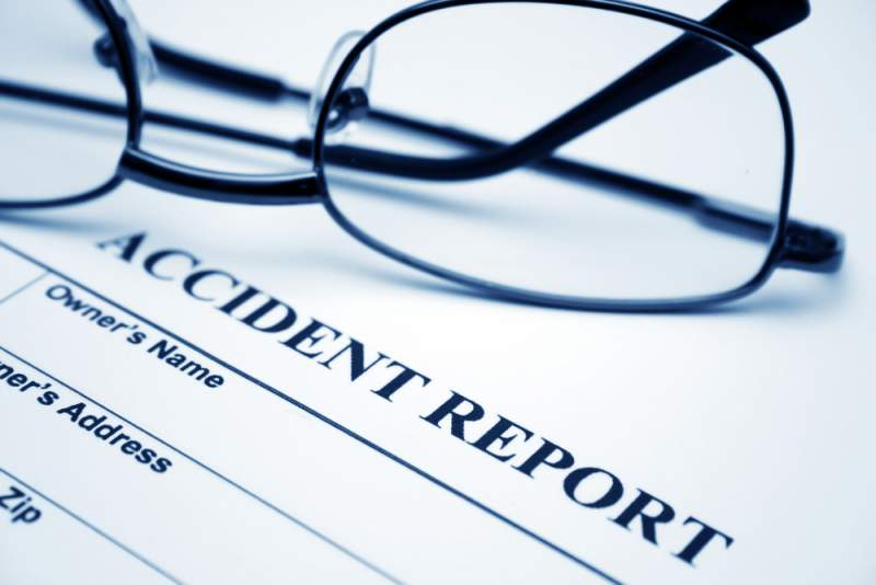 Denton TX Police Department Accident Report