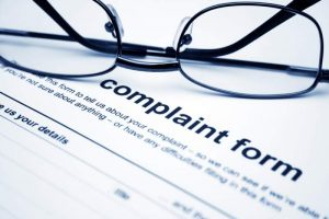 Filing A Complaint Against Your Insurance Company